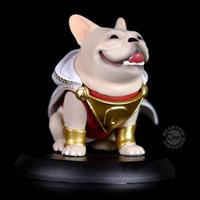 【USA直輸入】 Super Ollie Q-FiG ジオラマ フィギュア SDCC 2019  500個限定 コンタムメカニック Qフィグ フレンチブルドッグ セラピー 犬