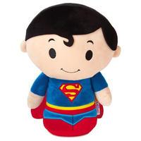 【USA直輸入】DCコミックス スーパーマン ぬいぐるみ Biggys 30cm ホールマーク