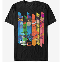 【USA直輸入】DISNEY ベイマックス ビッグヒーロー6 スーパーヒーロー チーム Tシャツ  ディズニー