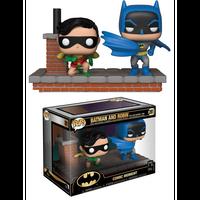 【USA直輸入】POP! コミックモーメンツ   DC バットマン 80周年 1964年 バットマン & ロビン 281 ポップ フィギュア FUNKO ファンコ DCコミックス Batman