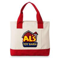 【USA直輸入】Disney トイストーリー Al's Toy Barn  アルのおもちゃ屋  アルズトイバーン トート バック toystory ディズニー ウッディ バズ