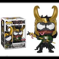 【USA直輸入】POP! MARVEL Venom ヴェノム Venomized ロキ 368 FUNKO ファンコ フィギュア マーベル ベノム  マイティソー