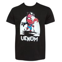 【USA直輸入】MARVEL ヴェノム Venomized #1  スコッティヤング バリアント UENOM Tシャツ スパイダーマン ベノム マーベル