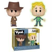 【USA直輸入】FUNKO Vynl.   フィギュア フォールアウト ストレンジャー & アドマンチウム スケルトン ボルトボーイ Fallout  Vault  111 GAME Vynl