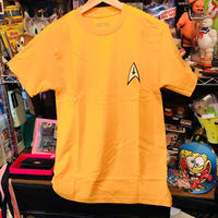 【USA直輸入】スタートレック 指揮官 コスプレ Sサイズ Tシャツ STARTREK STAR TREK スタトレ