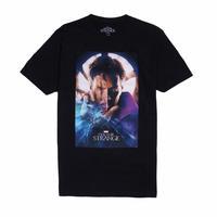 【USA直輸入】MARVEL ドクターストレンジ バストアップ Tシャツ マーベル 映画 正規ライセンス