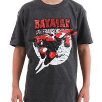 【USA直輸入】DISNEY ベイマックス Tシャツ キッズL アーマー ビッグヒーロー6 マーベル MARVEL