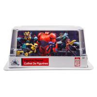 【USA直輸入】DISNEY ビッグヒーロー6 フィギュア プレイセット PVC6体セット ベイマックス ディズニー Big Hero 6