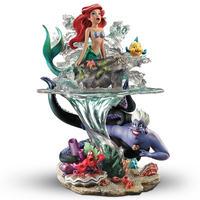 【USA直輸入】DISNEY リトルマーメイド アリエル アースラー ブラッドフォード エクスチェンジ スタチュー フィギュア Part Of Her World ディズニー 人魚姫