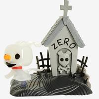 【USA直輸入】POP! DISNEY ムービーモーメンツ ナイトメアビフォアクリスマス ゼロ ドッグハウス 436 ポップ フィギュア FUNKO 蓄光 ファンコ ディズニー ジャック