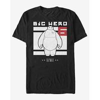 【USA直輸入】DISNEY ベイマックス ビッグヒーロー6 Tシャツ  Sサイズ ディズニー
