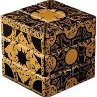 【USA直輸入】 ヘルレイザー 3 Hell on Earth Lament ルマルシャンの箱 パズル ブロック キューブ 魔道士 セノバイト ホラー
