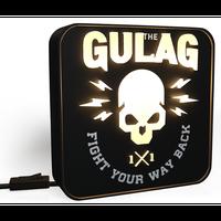【USA直輸入】CALL Of DUTY コール オブ デューティ ウォーゾーン GULAG デスクランプ 壁掛け ランプ ルームランプ コールオブデューティ ゲーム GAME