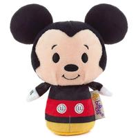 【USA直輸入】ディズニー ジュニア Disney Junior ミッキーマウス ぬいぐるみ ittybittys  約10cm hallmark ミッキー ミニー