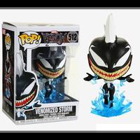 【USA直輸入】POP! MARVEL Venom ヴェノム Venomized Storm ストーム 512 FUNKO ファンコ フィギュア マーベル ベノム