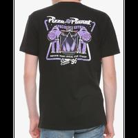 【USA直輸入】Disney トイストーリー ピザプラネット ロボット・ガード Tシャツ ディズニー ウッディ バズ toystory グリーンメン エイリアン ピザ レストラン