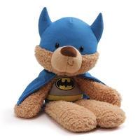 【USA直輸入】DC GUND ガンド ぬいぐるみ プラッシュ 36㎝ ファジーベア バットマン クマ  Batman DCコミックス