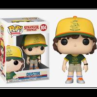 【USA直輸入】POP! ストレンジャーシングス シーズン3 ダスティン キャンプ Dustin  804 ポップ FUNKO ファンコ フィギュア ネットフリックス  Stranger Things