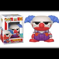 【USA直輸入】POP! DISNEY トイストーリー チャックルズ ザ クラウン 561 ポップ フィギュア FUNKO ファンコ ディズニー  Chuckles The Clown ピエロ