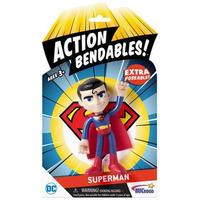 【USA直輸入】DC スーパーマン アクション BEND DEEZ エクストラ ポーサブル ベンダブル SUPERMAN DCコミックス