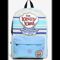 【USA直輸入】スポンジボブ Krusty Krab クラスティ・クラブ カニカーニ ハンバーガー店 リュック ボブ SpongeBob ニコロデオン バックパック