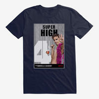 【USA直輸入】アンブレラ アカデミー クラウス ハーグリーブス ナンバー4 Tシャツ  傘 THE UMBRELLA ACADEMY
