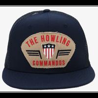 【USA直輸入】MARVEL キャプテンアメリカ ハウリング・コマンド―ズ メッシュ 9Fifty キャップ  スナップバック ニューエラ NEWERA 帽子 マーベル ハウリングコマンド