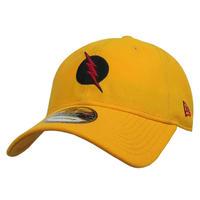 【USA直輸入】DC  リバースフラッシュ ロゴ イエロー キャップ  9Twenty   スナップバック ニューエラ NEWERA ベースボールキャップ 帽子 DCコミックス フラッシュ FLASH