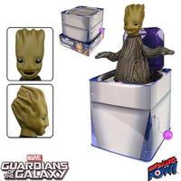 【USA直輸入】MARVEL ガーディアンズオブギャラクシー ジャックインザボックス ビックリ箱 フィギュア クラシック グルート Jack-In-The-Box  Groot