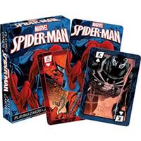 【USA直輸入】MARVEL スパイダーマン コミック トランプ プレイングカード マーベル web crawler's コミック ヒストリー