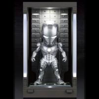 【USA直輸入】MARVEL マーベル ミニ エッグアタック シリーズ: アイアンマン3 シーズン1 マーク2 MEA-015M2 ビーストキングダム フィギュア アイアンマン