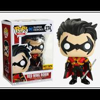 【USA直輸入】POP! DC Batman  Red Wing Robin  レッドロビン 274 ティム・ドレイク バットマン 274 ポップ FUNKO ファンコ DCコミックス ロビン