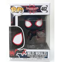 【USA直輸入】POP! MARVEL スパイダーバース スパイダーマン マイルス モラレス  FUNKO ファンコ フィギュア マーベル  SPIDER-VERSE