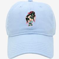 【USA直輸入】DISNEY シュガーラッシュ ヴァネロペ ダッド ハット キャップ 帽子 スナップバック ディズニー Sugar Rush