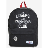 """【USA直輸入】 IT  イット """"それ""""が見えたら、終わり。 ペニーワイズ   The Losers Club  リュック バック Lover 風船 バルーン ホラー 映画   バックパック ピエロ"""