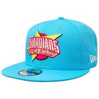 【USA直輸入】MARVEL ガーディアンズ オブ ギャラクシー ロゴ 9Fifty キャップ  ニューエラ NEWERA 帽子 マーベル 80th Guardians
