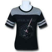 【USA直輸入】STARWARS カイロレン ニューオーダー アスレチック Tシャツ スターウォーズ