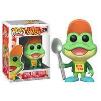 【USA直輸入】POP! Honey Smacks Dig 'Em Frog  ディグイム フロッグ ポップ フィギュア FUNKO ファンコ ケロッグ Kellogg's  企業 コーンフレーク
