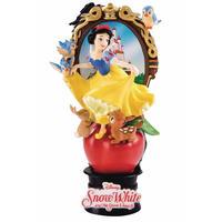 【USA直輸入】DISNEY 白雪姫 魔法の鏡 りんご ビーストキングダム Dセレクト  シリーズ ジオラマ スタチュー フィギュア ディズニー スノーホワイト プリンセス