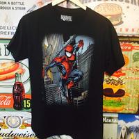 【USA直輸入】MARVEL スパイダーマン ジャンプ Tシャツ  マーベル ヒーロー