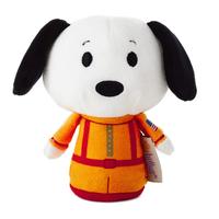 【USA直輸入】Peanuts アストロノーツ スヌーピー  ぬいぐるみ ittybittys ピーナッツ 約10cm hallmark  宇宙服