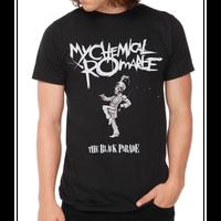 【USA直輸入】マイ・ケミカル・ロマンス My Chemical Romance ザ・ブラック・パレード Tシャツ ロックバンド 3rdアルバム マイケミカルロマンス