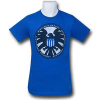 【USA直輸入】MARVEL S.H.I.E.L.D. シンボル 30s Tシャツ シールド マーベル SHIELD