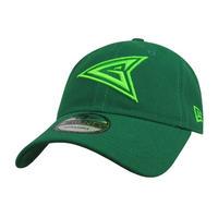 【USA直輸入】DC  グリーンアロー ロゴ キャップ 9Twenty  スナップバック ニューエラ NEWERA ベースボールキャップ 帽子 DCコミックス アロー