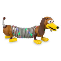 【USA直輸入】DISNEY  トイストーリー  スリンキードッグ ライトアップ フィギュア スリンキー  ドック Slinky Dog