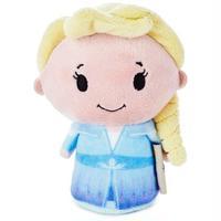 【USA直輸入】disney アナと雪の女王2 エルサ ぬいぐるみ ittybittys  約10cm hallmark ディズニー プリンセス  frozen