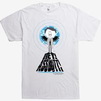 【USA直輸入】スーパーナチュラル カスティエル Hey Assbutt Tシャツ  Sサイズ Supernatural  Castiel キャス 天使 ディーン サム ウィンチェスター