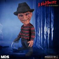 エルム街の悪夢3  惨劇の館 フレディ・クルーガー Mezco デザイナーシリーズ MDS 6インチ アクションフィギュア ホラー