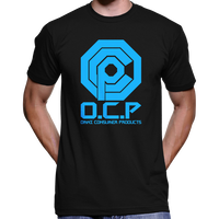 【USA直輸入】ロボコップ OCP Tシャツ  Sサイズ  オムニ社 Robocop  コングロマリット企業 オムニ・コンシューマ・プロダクツ