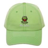 【USA直輸入】DISNEY マペッツ カーミット キャップ 帽子 ハット ディズニー  The  Muppets